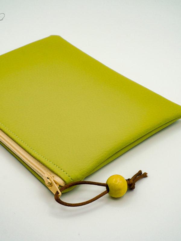 petite pochette verte 1